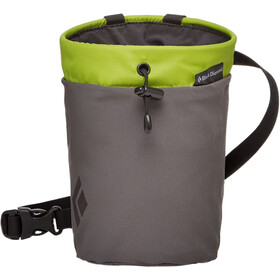 Black Diamond Gym Bolsa de tiza, verde